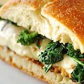 Breaded Chicken Cutlet Sandwich