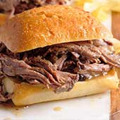 Here's the Beef Sandwich